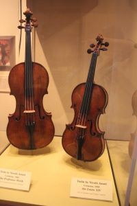 Save your violins for the orchestra.