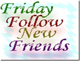 Friday Follow New Friends