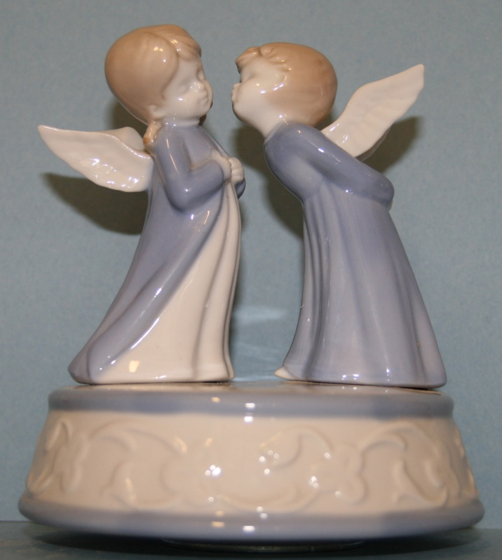 My Angel Music Box ©Delightfully Different Life