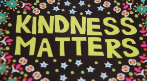 Kindness Matters - Photo of My Car Magnet ©DelightfullyDifferentLife