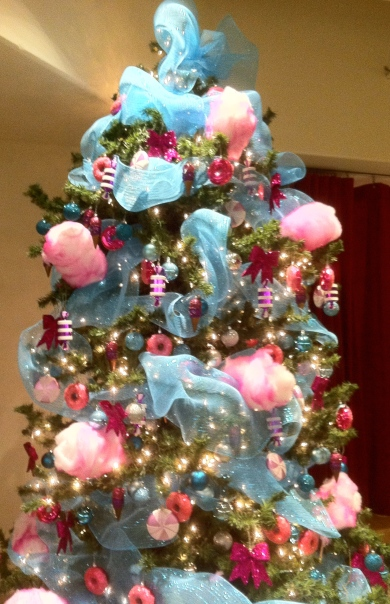 Sweet Christmas Tree