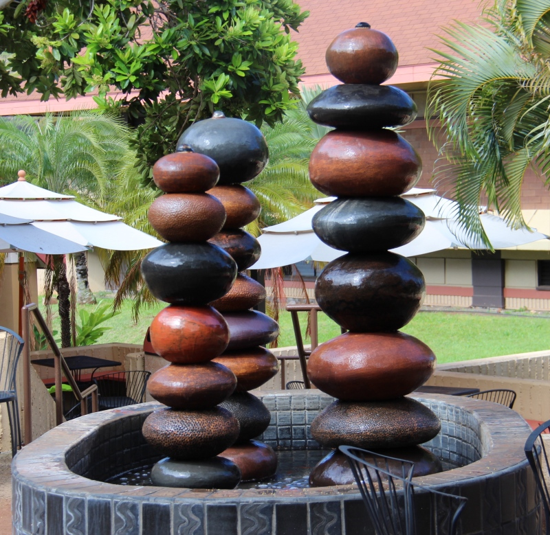 Pohaku O Le'ahi created by Lucille Baldwin Cooper