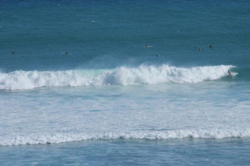 Capturing the sea spray made me happy.