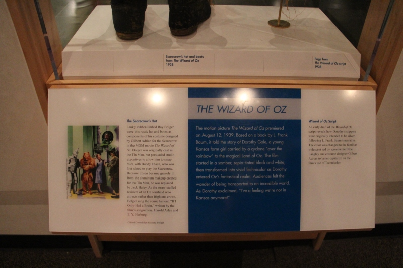 Photographed at National Museum of American History