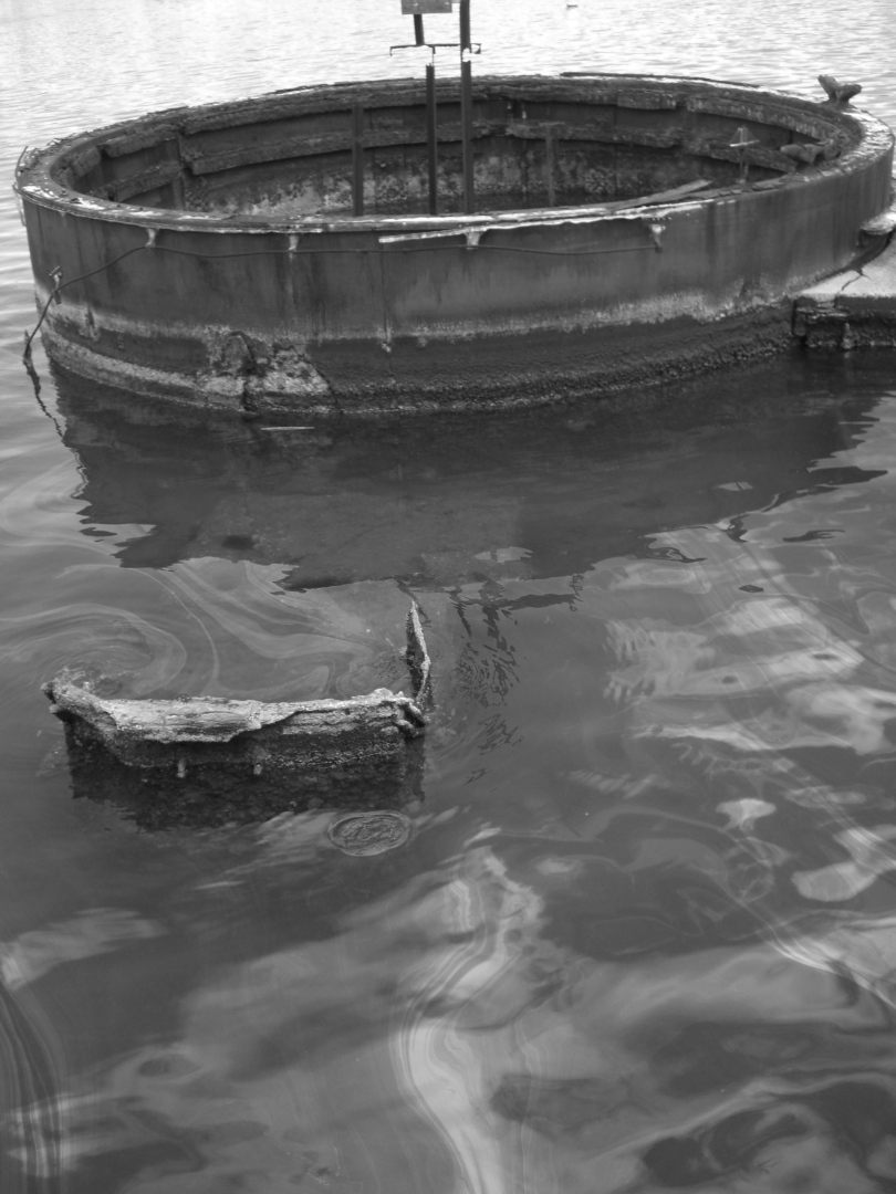 USS Arizona Gun Turret  Number 3.