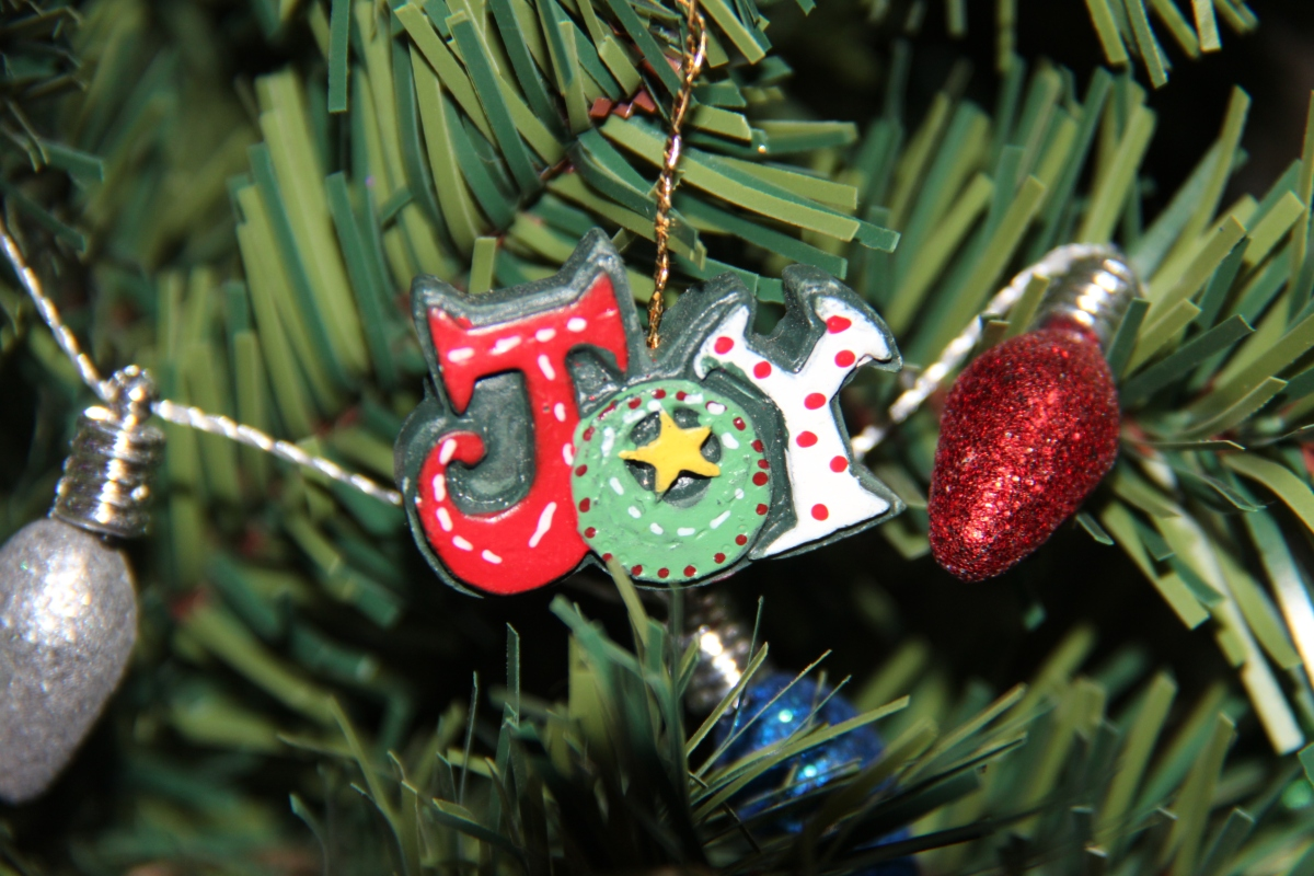 Love Christmas Joy.