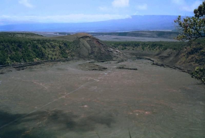 Kilauea Iki Pit Crater