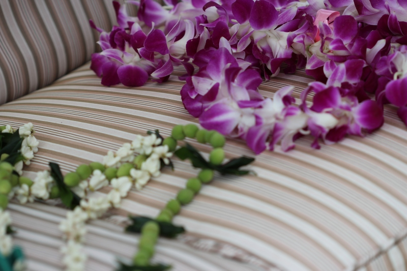 Lei for any occasion, especially Lei Day.